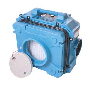 HEPA Air Scrubber Rental for Mold